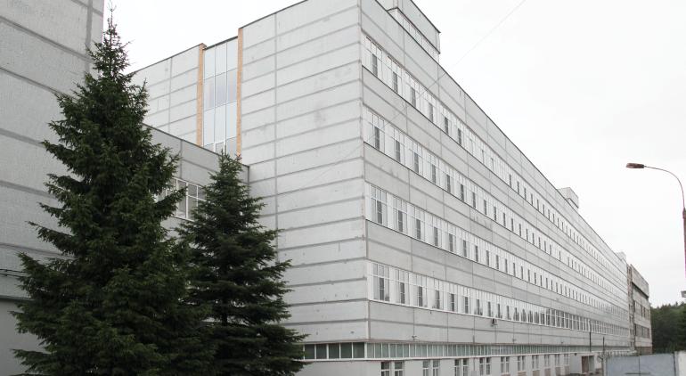 Вторая площадка Приборного завода «Сигнал»